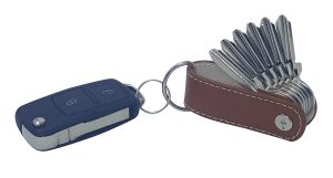 Schlüssel Organizer mit Autoschlüssel