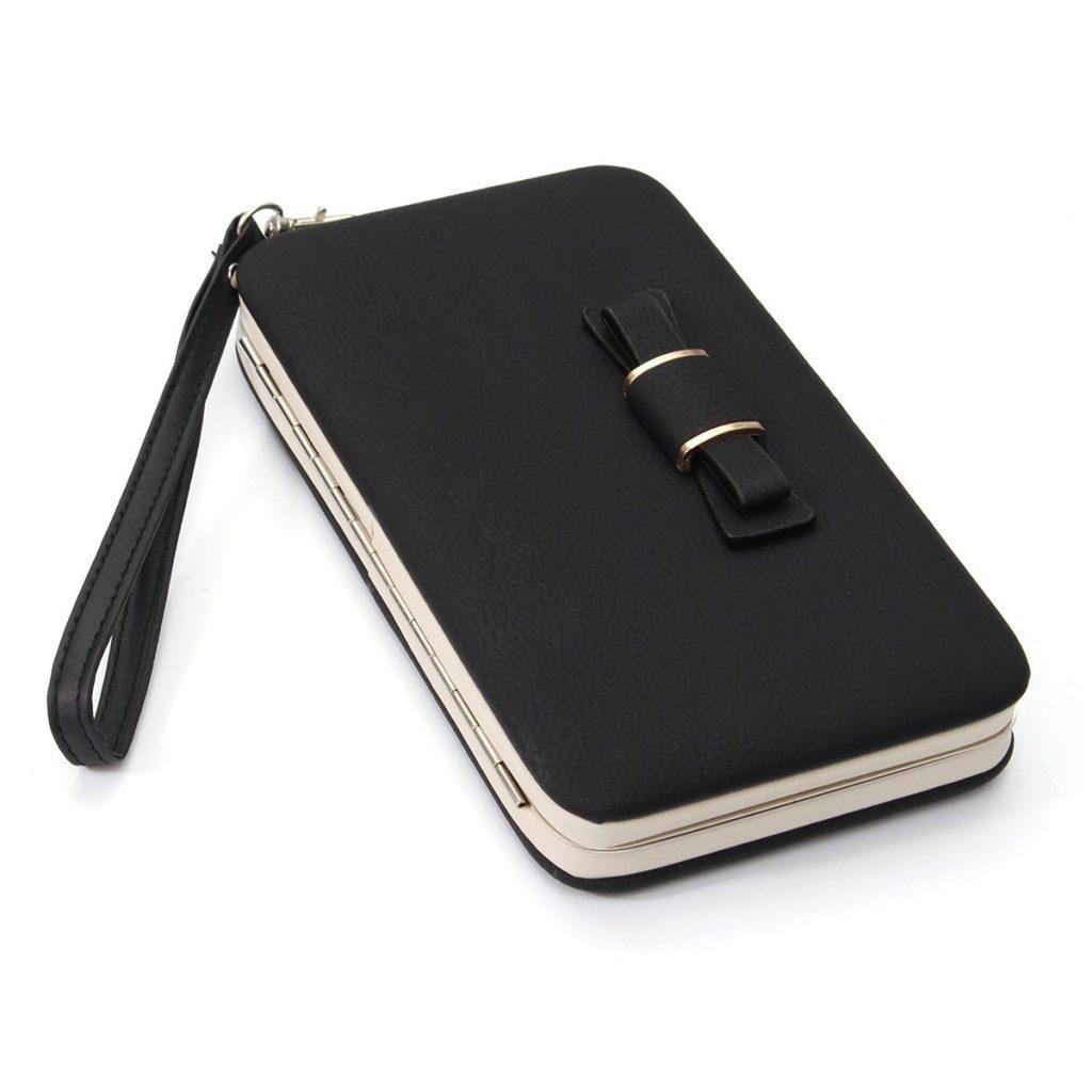 Geldbörse mit Handytasche iPhone